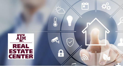 DMS Featured By Texas A&M Real Estate Center: Smart Home Usage Insights