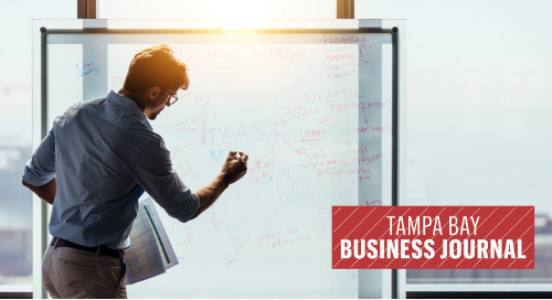 Four Tampa Bay businesses ranked among best entrepreneurial companies in the U.S.
