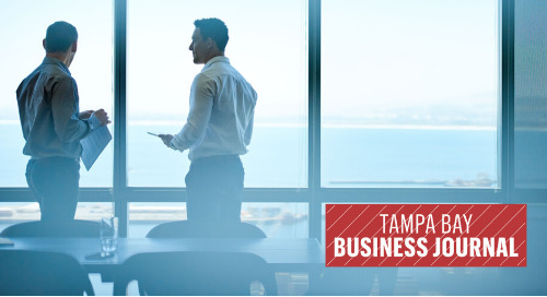 DMS CEO Mentioned In Tampa Bay Business Journal After Winning EY Entrepreneur Of The Year Award
