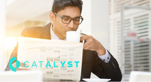 Catalyst Business Briefs Reports About DMS Acquisition Of DTC Marketing Agency