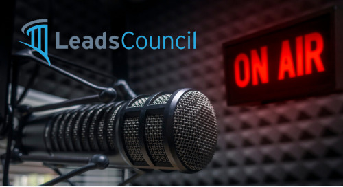 """DMS CRO Joey Liner Discusses His Impressive Career On LeadsCouncil's """"On Air"""" Podcast"""