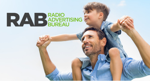 DMS Featured By Radio Advertising Bureau -- On Father's Day Marketing