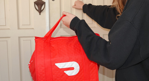DoorDash Builds Off Strength Of Digital Delivery With Launch Of DashMart