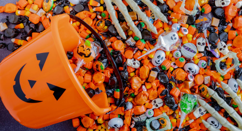 Halloween Candy In July, Because It's 2020