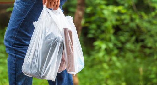 Retail Brands Band Together To Solve Plastic Bag Crisis With Digital Spin