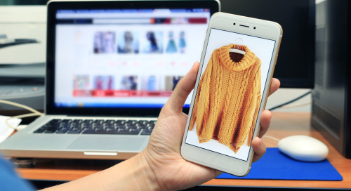 As Online Shopping Continues To Dominate, Brands Deploy Creative Visual Commerce