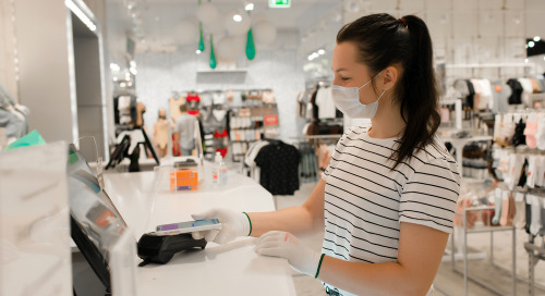 The Return Of Non-Essential In-Store Shopping