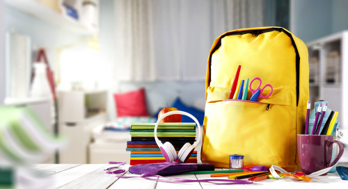 Educational Uncertainty Increases School Supply Spending