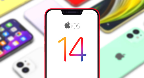 Apple iOS 14 Operating System Targeting Changes: Just The Facts