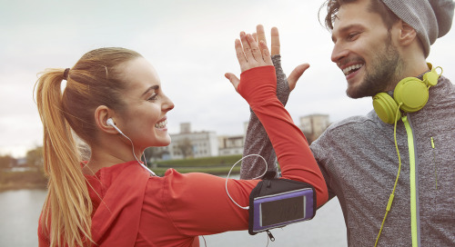 Marketing Can Help Brands Show How They Are Prioritizing Health & Wellness