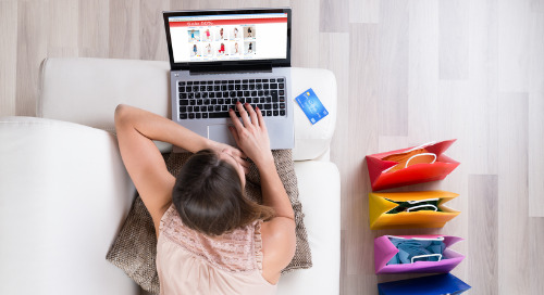 The Growth Of Ecommerce Led To Online Sales Levels Previously Not Expected Until 2022