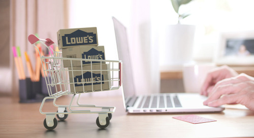 Lowe's Rides The Ecommerce Wave To Reach Consumers During Early Holiday Season