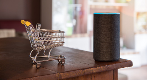 Shopping By Voice Still Presents A Growing Opportunity For Marketers To Reach Consumers