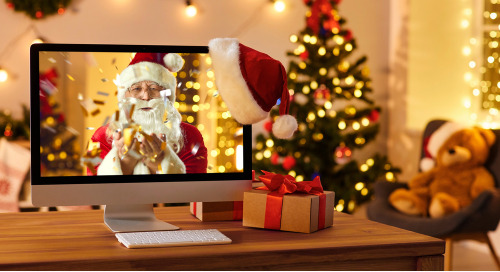 Brands And Retailers Offer Holiday Magic With Virtual Holiday Experiences