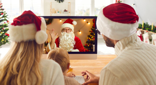 Virtual Santa Visits Showcase The Future Of Digital Engagement Strategies