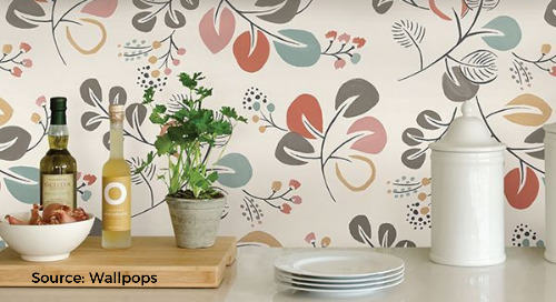 Wallpaper & Paint Brands Reach Consumers With Digital Strategies