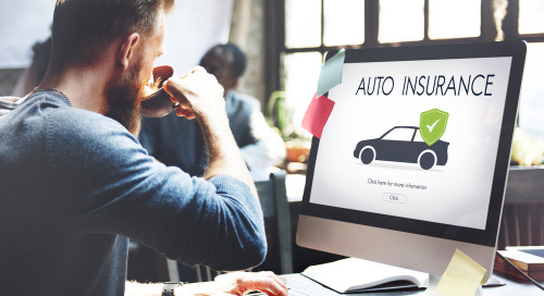 2021 Auto Insurance Shopping Trends Infographic