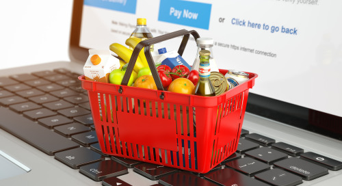 Ecommerce Grocery Shopping Continues To Grow As Brands Deploy Digital Strategies To Reach Consumers