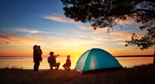 Summer Vacation Trends Project Growth For RVs, Camping & Staycations