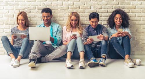 Push Marketing To Engage Enrolled & Prospective Higher Education Students