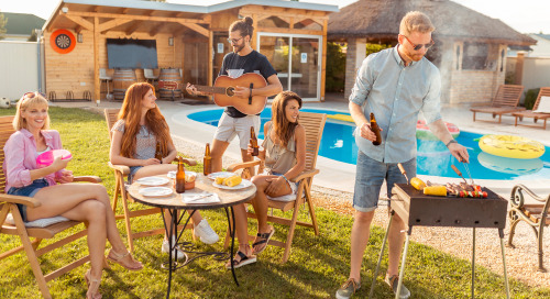 Big Box Retailers Fire Up Summer With Grill Advertising