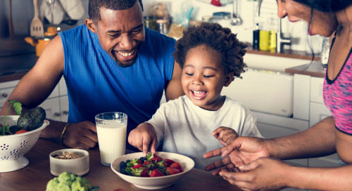 Kids Nutrition & Wellness Brands Advertise To Parents With Social Media & Robust Content Marketing