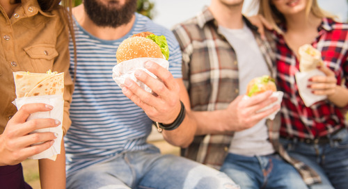 Fast Casual Restaurants & QSRs Can Advertise To Entice Diners Both For Takeout & In-Person Dining