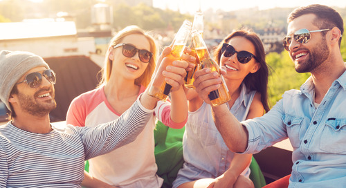 Social Responsibility Takes Center Stage In Latest Alcohol Marketing Campaigns