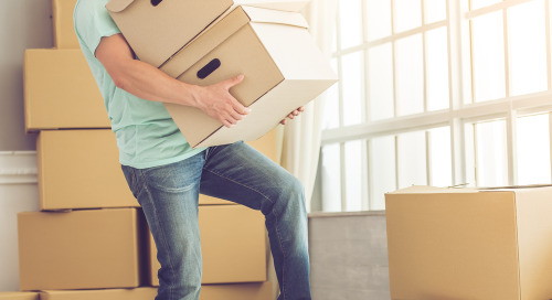Moving SUCKS >>> Moving Is A Fresh Start