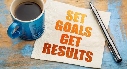 Goals -> Purpose -> Results