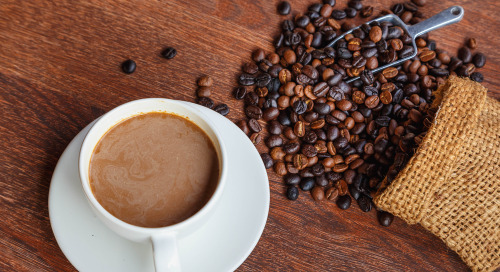 Coffee Beans & Thermostats