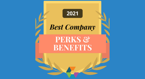 DMS Wins 2021 Comparably Award For Best Company Perks & Benefits