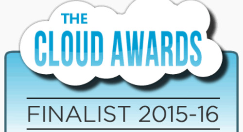 Messagepoint by Prinova shortlisted for 2015-16 cloud awards program