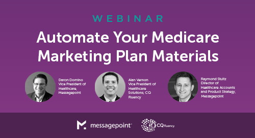 Automate Your Medicare Marketing Plan Materials