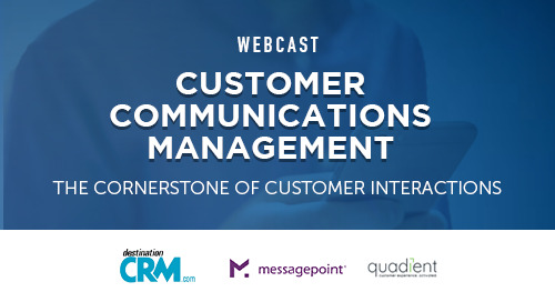 CCM: The Cornerstone of Customer Interactions