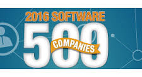 Software Magazine Ranks Prinova Corp. as One of the World's Fastest Growing Software Companies