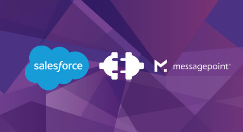 Messagepoint Announces Salesforce Connectivity Designed to Bridge Gaps Between Best-of-Breed Systems