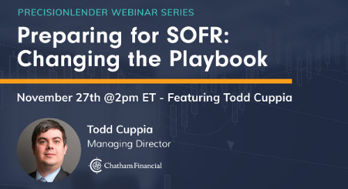 Preparing for SOFR: Changing the Playbook