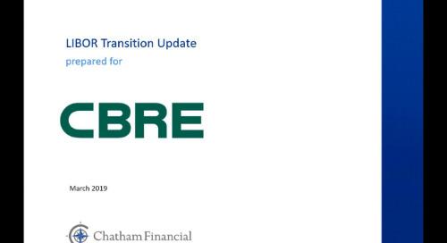 LIBOR Transition Update 3-13-19