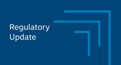 U.S. Prudential Regulators finalize SA-CCR rule