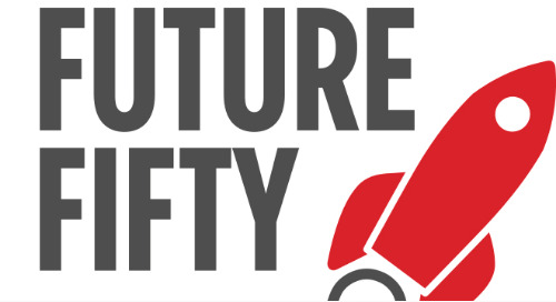 BLOG   We're joining the Future Fifty programme from Tech City UK