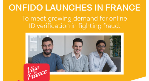 Onfido launches in France