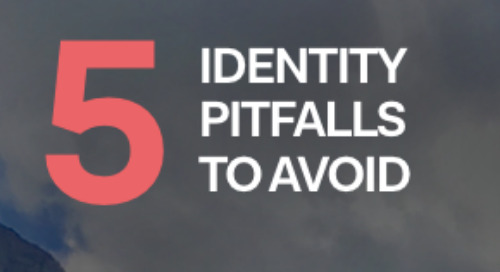 5 identity pitfalls to avoid