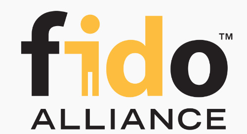 Why We Need the New FIDO Alliance Identity and Binding Working Group