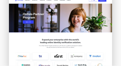 Onfido Launches Partner Program to Expand its Global Footprint and Foster Innovation in Identity Community
