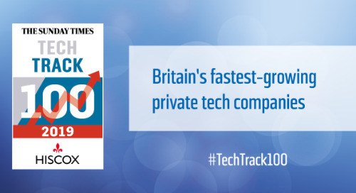 Onfido Ranks 8th in The Sunday Times Hiscox Tech Track 100