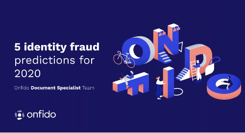 5 identity fraud predictions for 2020