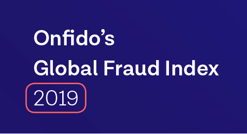 Global Fraud Index 2019
