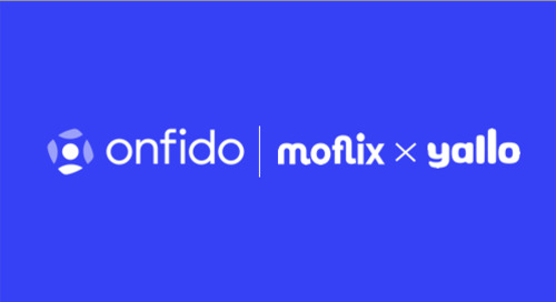 Onfido partners with Moflix to power identity verification for yallo swype; reduces onboarding time to 3 minutes