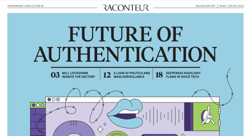 Raconteur: Future of Authentication